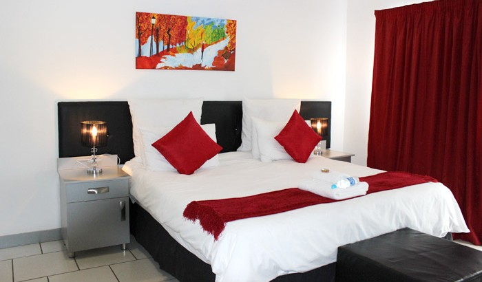 Room 3 - Accommodation Bloemfontein