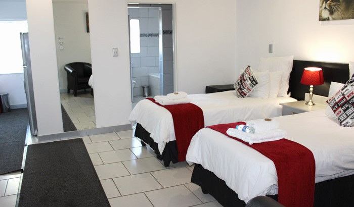 Room 9 Lion Lodge Bloemfontein