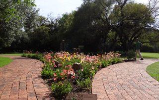 Free State National Botanical Gardens pathway
